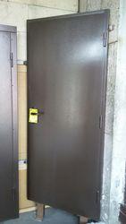 Металлические двери на заказ также в наличии по доступным ценам