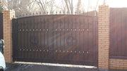 Купить ворота в Алматы металлические