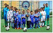 Профессиональный футбольный клуб Алматы объявляет о наборе детей.
