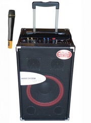 Мини акустическая система в аренду (колонки)