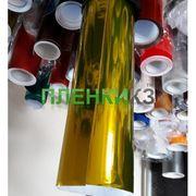 Хром золото,  виниловая пленка Алматы
