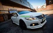 Белая матовая пленка в Алматы