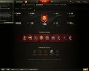 World of tanks ТОПОВЫЙ АКК ПРОДАМ 75ка БОЕВ