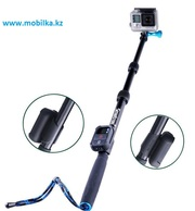 Продам алюминиевый монопод для экшн камер GoPro Hero 4/3+/3/2/1,  SJcam