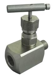 Клапан под манометр Ду15,  Ру 40МПа.