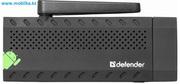 Продам компактную 4-ядерная смарт ТВ приставка,  модель Defender Smart
