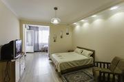 Квартира  однокомнатная,  посуточно Брусиловского -Шакарима