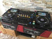 2x Pioneer CDJ-2000NXS2 +  1x DJM-900NXS2 mixer for  2900EUR