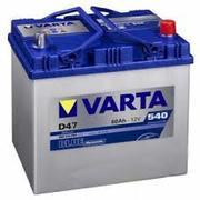 Аккумулятор Varta 60 ампер с доставкой по Алматы