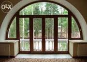 Окна, Двери, Витражи, Перегородки из ПВХ и Алюминий