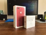 Продажа нового Apple iPhone 7 плюс красный