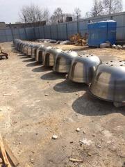 Чан для дежи на 330 литров из нержавеющей стали