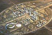 Продажа земельных участков в городе Алма-аты в новом районе Гейт-Сити