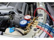 Заправка автомобильных кондиционеров,  ремонт радиаторов. Аргон и др.