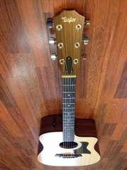 Продам электроакустическую гитару Taylor 110ce.