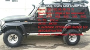 АВТОРАЗБОР Toyota Land Cruiser Prado 150. 120. 95.