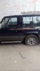 Isuzu trooper 89 г.в. 2.6 бензин