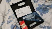 Стартовый-сигнальный револьвер Зораки Лом-с калибр 5.6 с насадкой для
