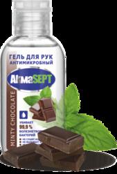 Гель для рук антимикробный «Minty Chocolate»