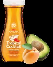 Гель для душа для всей семьи «Абрикос и авокадо»