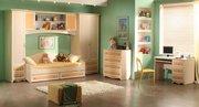 Обстановка детского жилого пространства