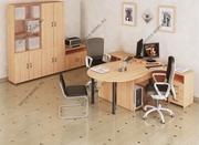 Офисная мебель на заказ в Алмате