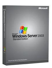 Maicrosoft Windows Server 2003 Standart Edition