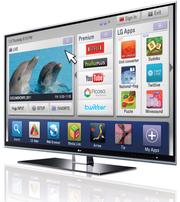 Телевизор из техностудии.
