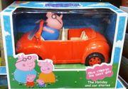 Игровой набор Машинка Свинки Пеппы 46344