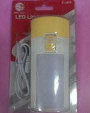 Лед Led фонарик с USB зарядкой 46972