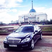 Услуги предстовительских автомобилей с водителями в Алматы и Астане