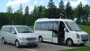 Развозка на разных автомобилях по Алматы и Астане