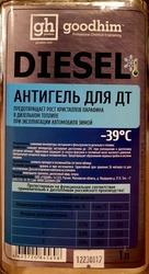 Антигель для диз. топлива (-39С)-1л.