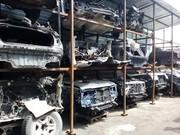 Контрактные запчасти на Lexus ES 350.