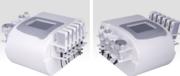 Аппарат 5в1: кавитация,  РФ,  лазерный липолиз