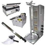 ГРИЛЬ КОНТАКТНЫЙ (тостер на 6-8 донера)   электрический