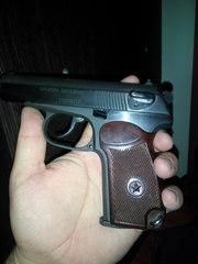 Пневматический пистолет МР
