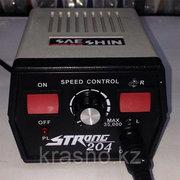 Машинка STRONG 204 для аппаратного маникюра и наращивания