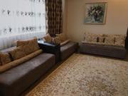 3 дивана в комплекте с подставкой