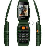Продам мобильный телефон-граната с 3-мя сим картами,  мощным фонариком