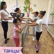 Танцы в Алматы.