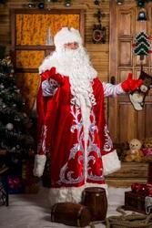 Дед Мороз и Снегурочка на дом к детям.