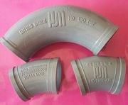 Колено,  угол,  отвод для бетононасоса. Любые запчасти для бетононасосов