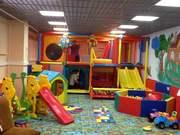 лабиринт для детской игровой зоны