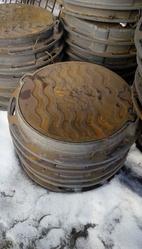 Люки чугунные тип Т ГОСТ 3634-99 нагрузка 25 тонн
