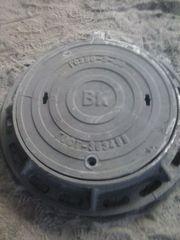 Люки чугунные тип Т ГОСТ 3634-99 с запорным устройством