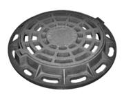 Дождеприемники чугунные круглый с шарниром ГОСТ 26008-83