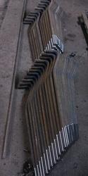 Фундаментный болт с загибом Тип 1, 2 ГОСТ 24379.1-80 М 16*900