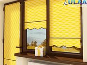 Ролл-шторы,  плиссе,  жалюзи,  римские шторы