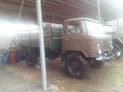 ГАЗ-66 бортовой